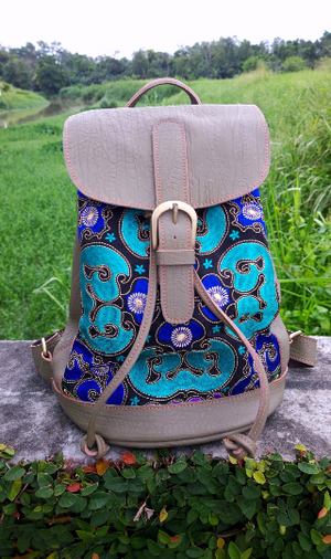 Skyla Embroidery Backpack - Style Me Love