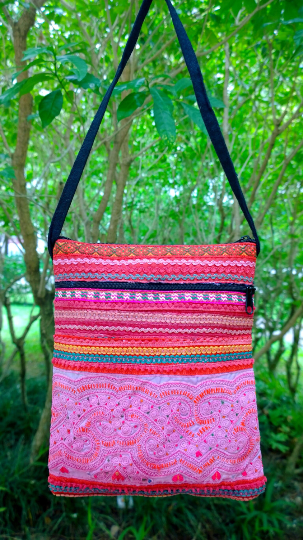 Vintage Ethnic Crossbag - Style Me Love