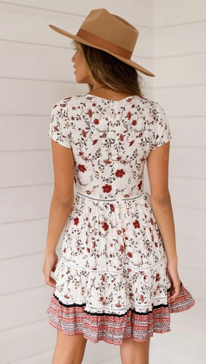 Jasmine Day Dress - Style Me Love