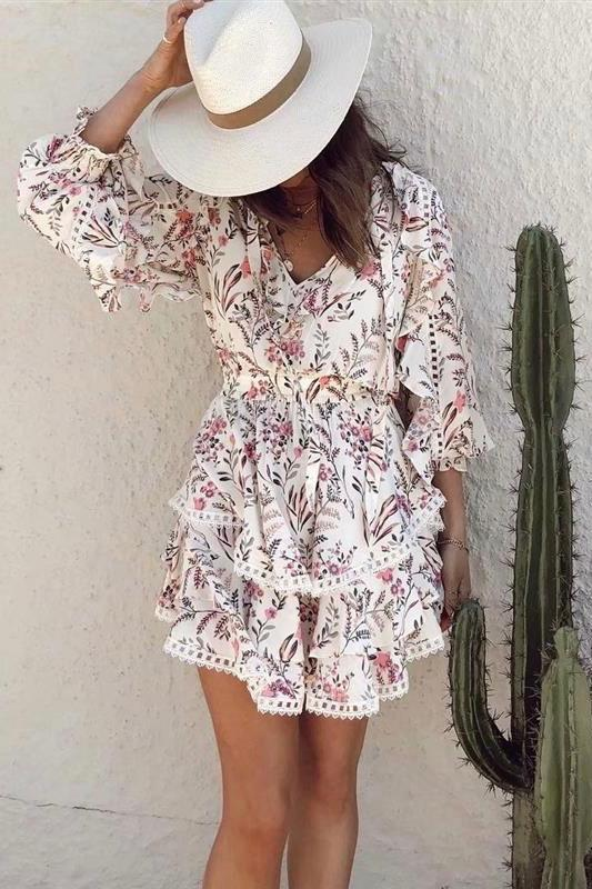 Nature Felice Dress - Style Me Love
