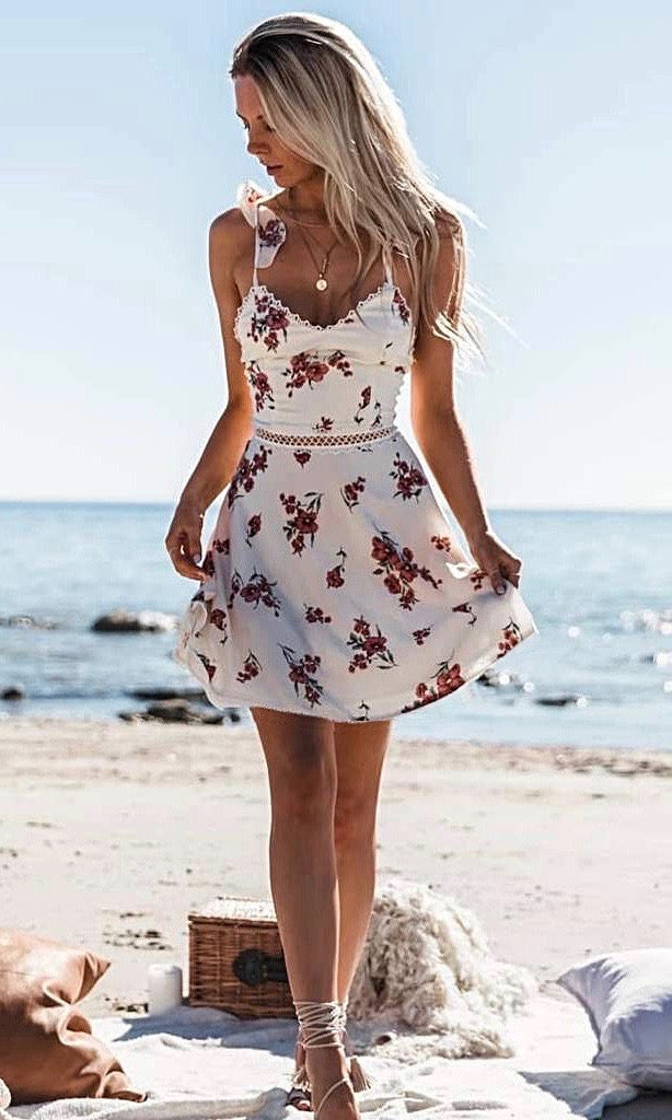 Lovely Cottage Dress - Style Me Love