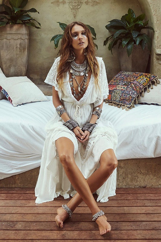 Allure Gypsy Dress - Style Me Love