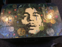 Load image into Gallery viewer, Bob Marley Coffee table