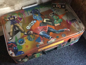 Break dancing/rave coffee table