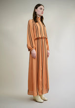 Load image into Gallery viewer, SILK CREPE MAXI DRESS