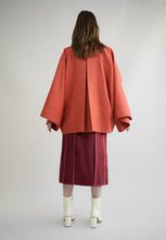 Load image into Gallery viewer, COTTON GABARDINE DOUBLE SLITS SKIRT