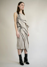 Load image into Gallery viewer, SILK CREPE LAYER DRESS
