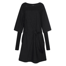 Load image into Gallery viewer, Double Sleeves Biker Dress