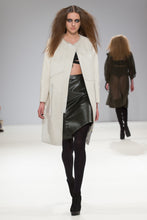 Load image into Gallery viewer, Cocoon Pony Hair Coat