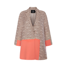 Load image into Gallery viewer, French Tweed Summer Coat