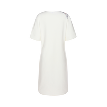 Load image into Gallery viewer, Tee Dress with Stitches