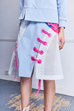 Load image into Gallery viewer, Eyelets Skirt