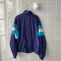 CRAZY JACKET BLUE WORLDWIDE - Ghetto Gato Vintage Alicante Ropa