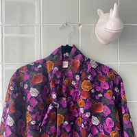 CAMISA PURPLE ORANGE