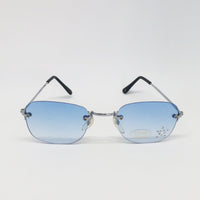 GAFAS 90s BLUE STAR - Ghetto Gato Vintage Alicante Ropa