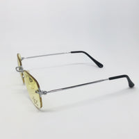GAFAS 90s YELLOW - Ghetto Gato Vintage Alicante Ropa