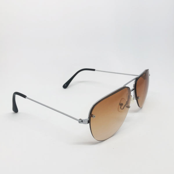 GAFAS 90s BROWN - Ghetto Gato Vintage Alicante Ropa