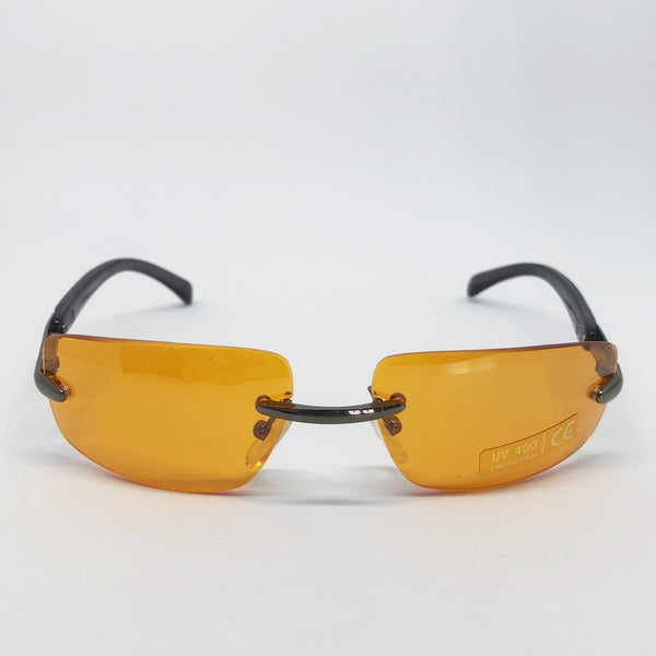 GAFAS 90s ORANGE - Ghetto Gato Vintage Alicante Ropa