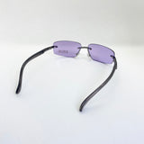 GAFAS 90s PURPLE - Ghetto Gato Vintage Alicante Ropa