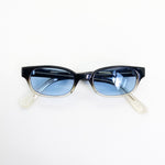GAFAS 90s BLUE DEGRADADAS - Ghetto Gato Vintage Alicante Ropa