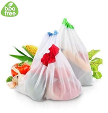 Load image into Gallery viewer, Zero Waste Reusable Produce Bags