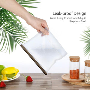Zero-Waste Reusable EcoBags (4 piece set)