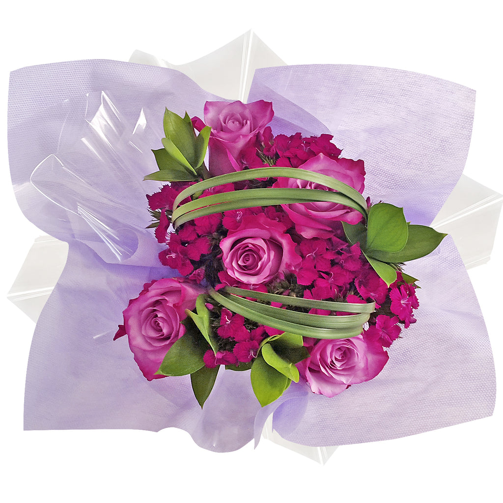 Centerpieces Touch of Class party Lavender - Pack 5 - EbloomsDirect
