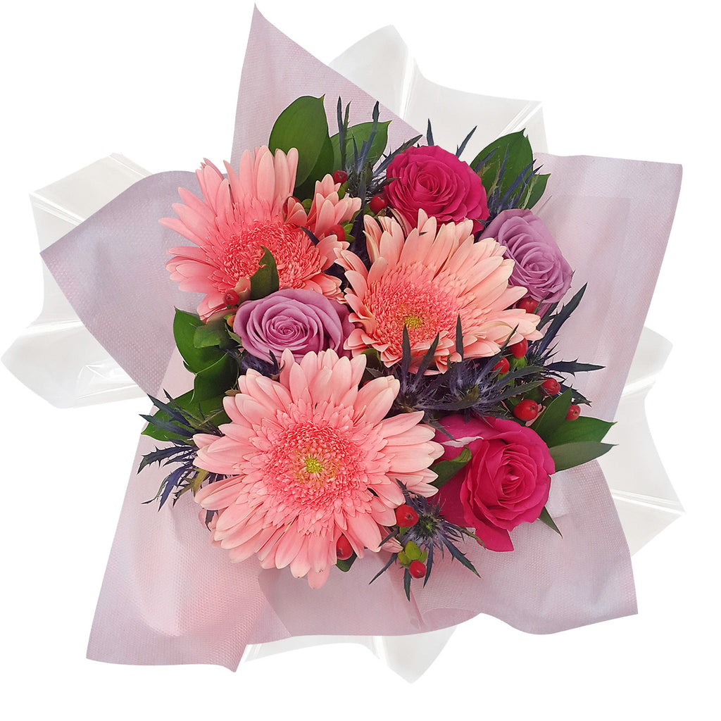 Centerpieces Pink Rhapsody Party - Pack 5 - EbloomsDirect