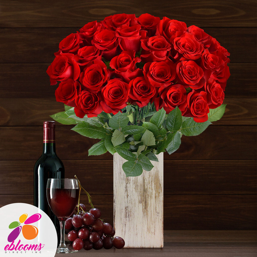 Best red roses and flower arrangements to order online for any ocassion