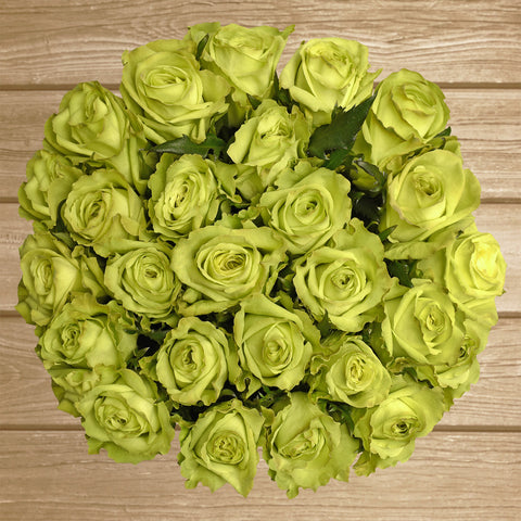 Green roses the best flower arrangement centerpieces bouquets to order online for any ocassion weddings, or event planners and valentine's day