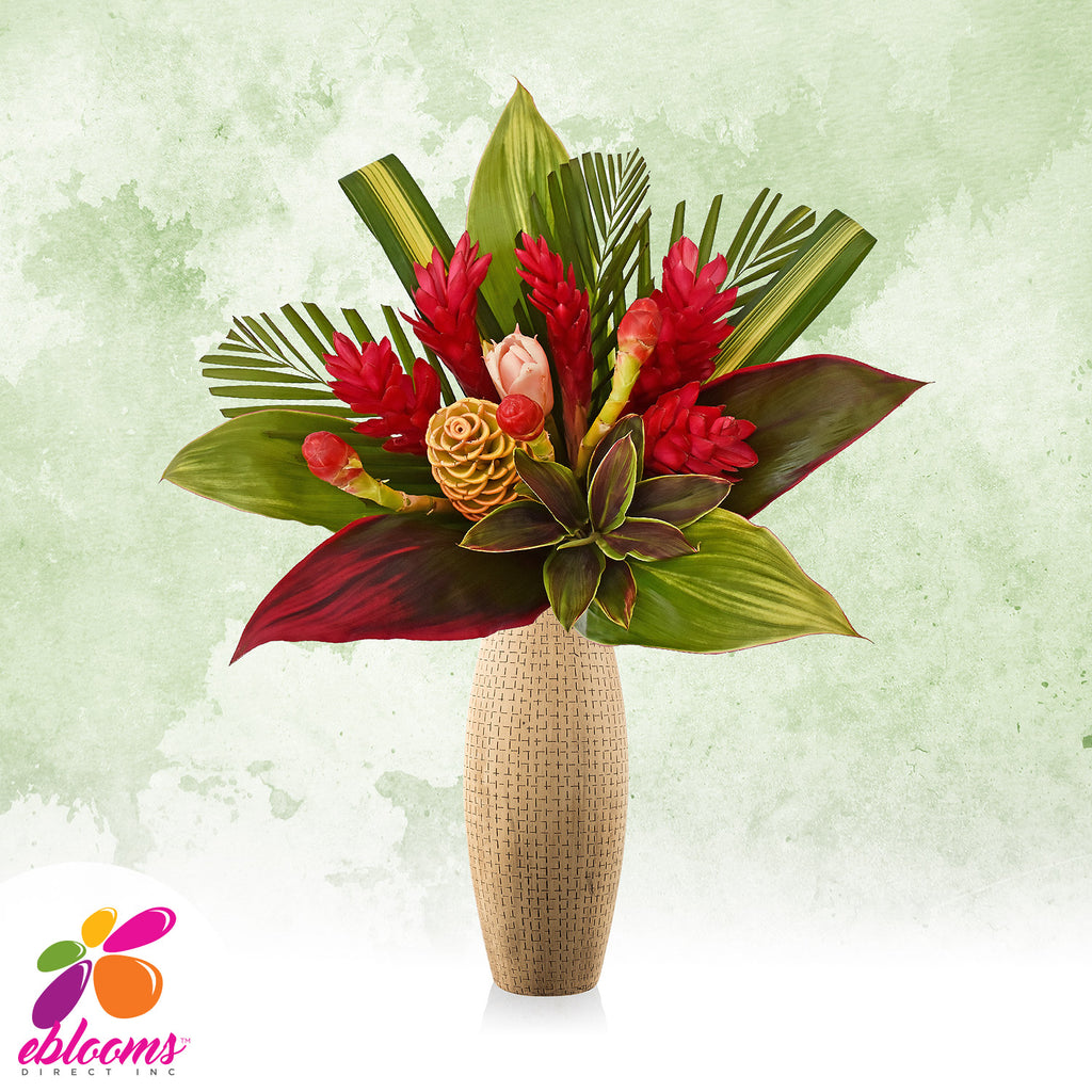 Fire Tropical Bouquet - Pack 1 - EbloomsDirect