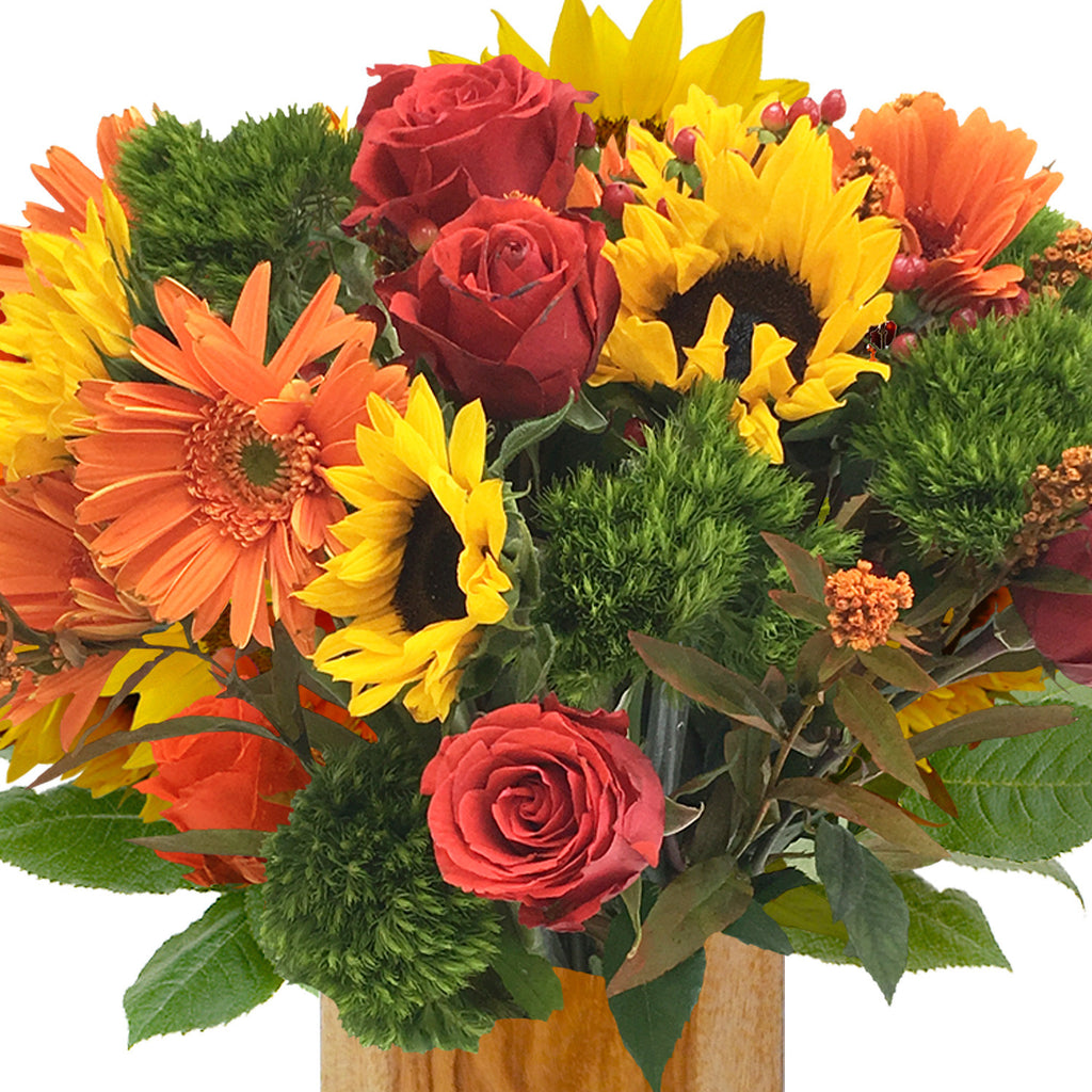 Sunset Bouquet - EbloomsDirect