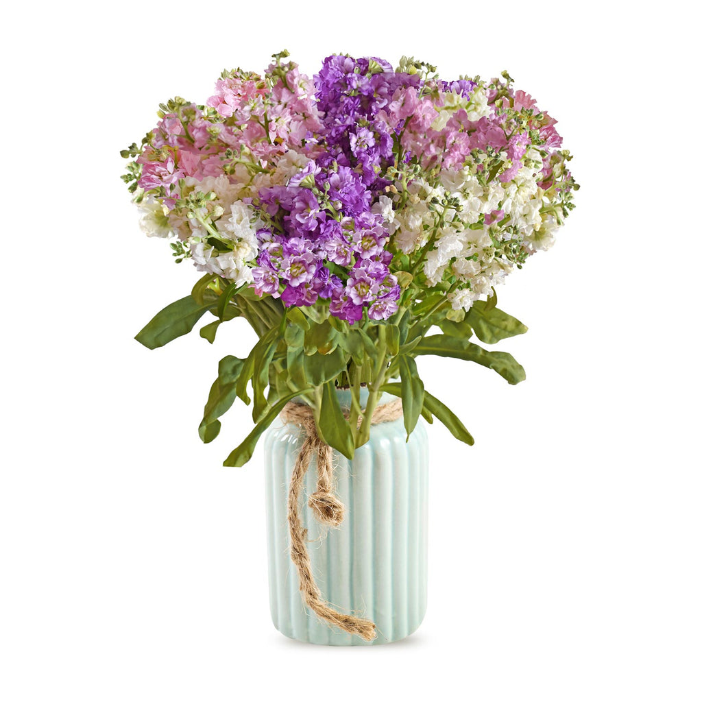 Spray Stock Flowers Pack 50 Stems - More Colors Available - EbloomsDirect