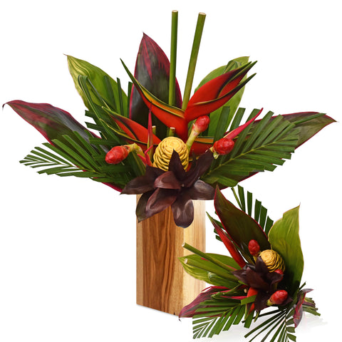 Adventure Tropical Bouquet - Pack 2 - EbloomsDirect