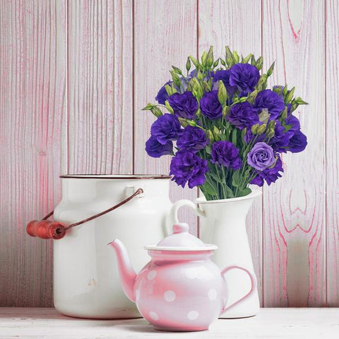 Lisianthus Extra Purple 80 stem pack 70cm - EbloomsDirect