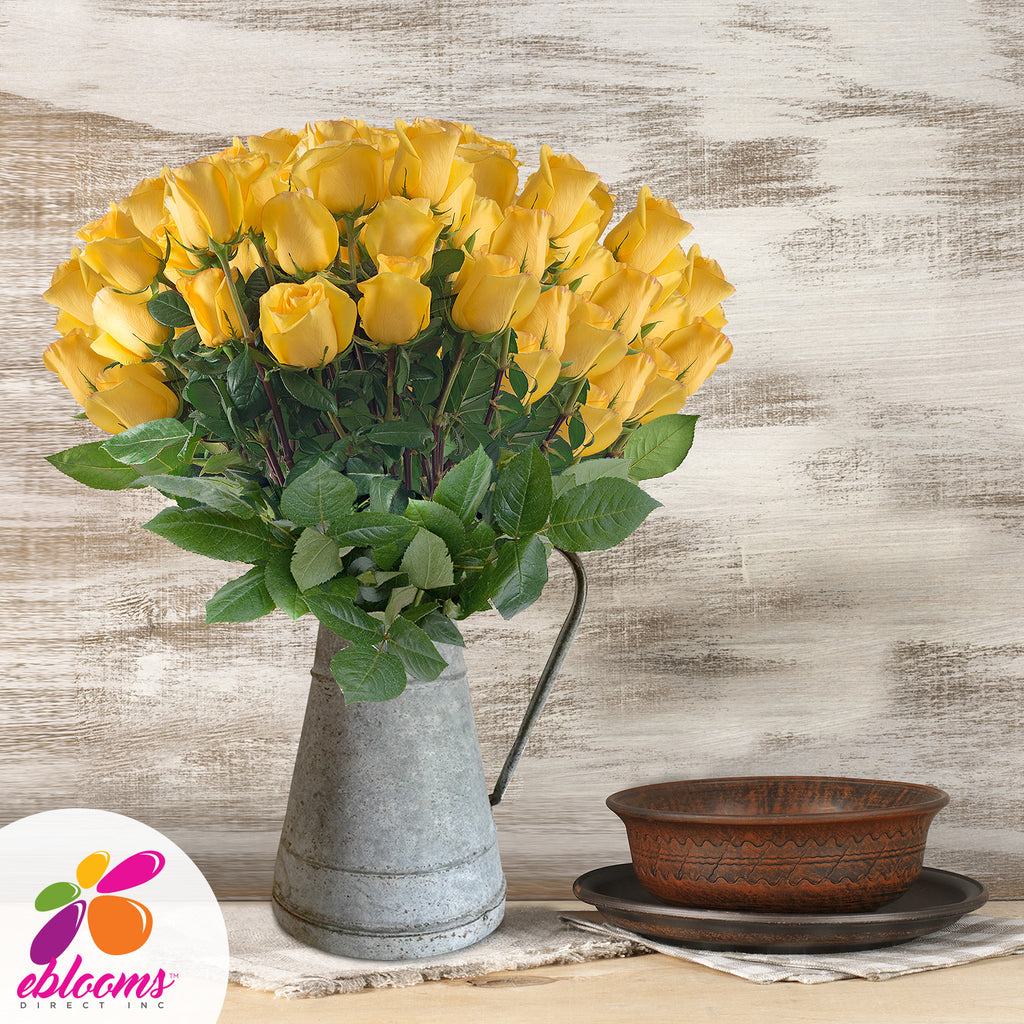 Yellow roses the best flower arrangement centerpieces bouquets to order online for any ocassion weddings, or event planners and valentine's day