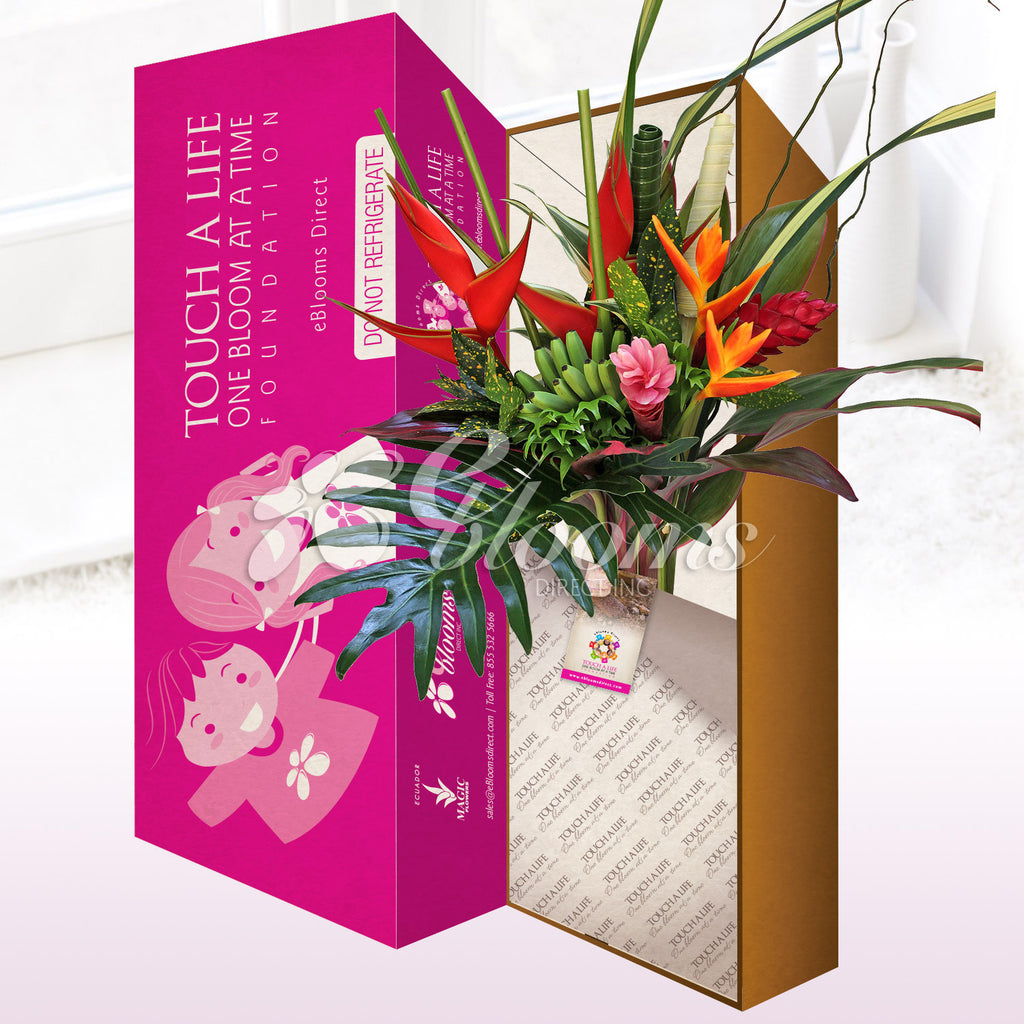 Celebrate Bouquet Boxed - EbloomsDirect