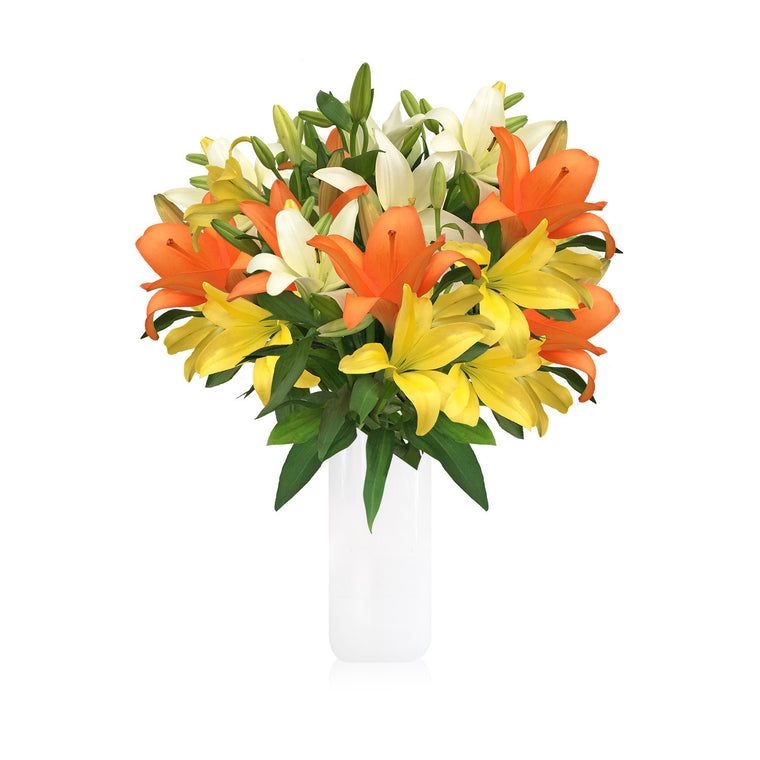 L.A. Lilies AROMA  - EbloomsDirect