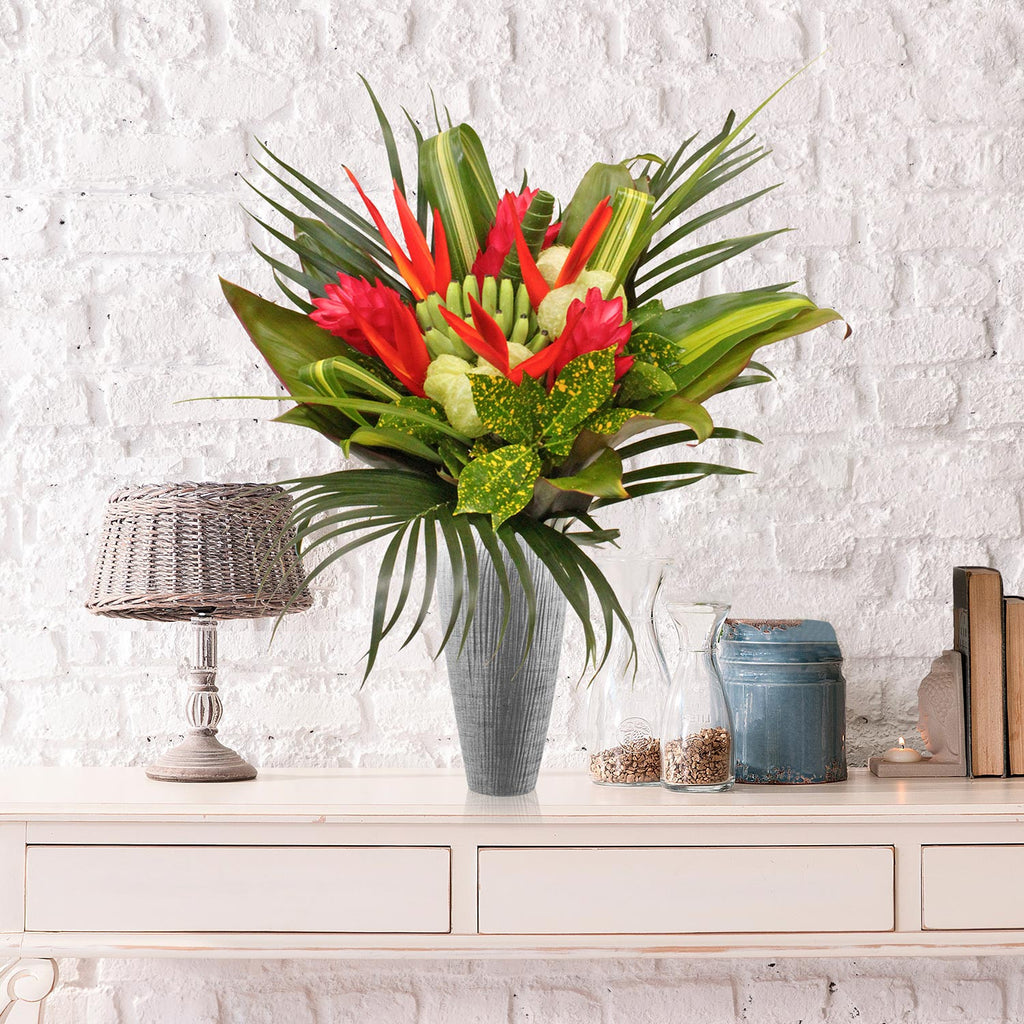 Our Favorite time of the Year  Tropical Bouquet - EbloomsDirect
