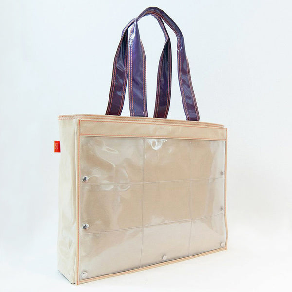 SnapSack™ Tote with Cosmetic Bag