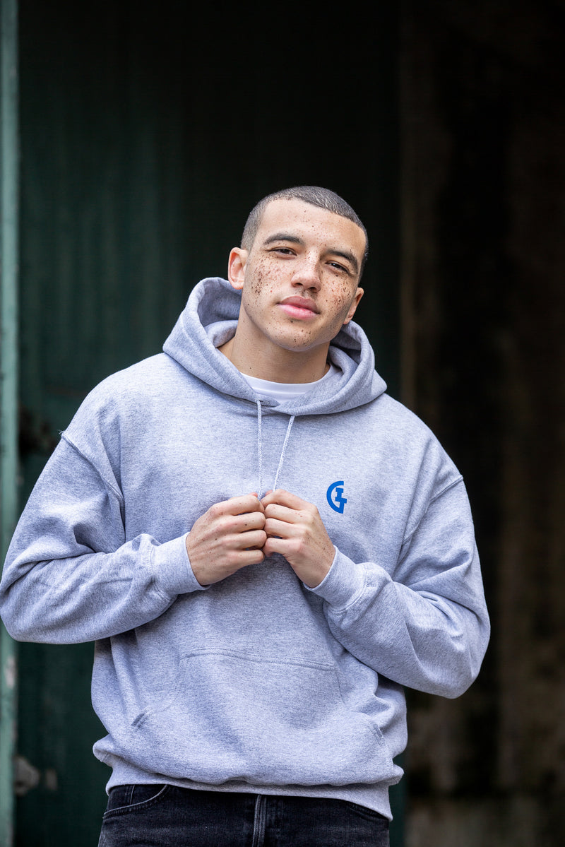 Repetition Hoodie - Sports Grey