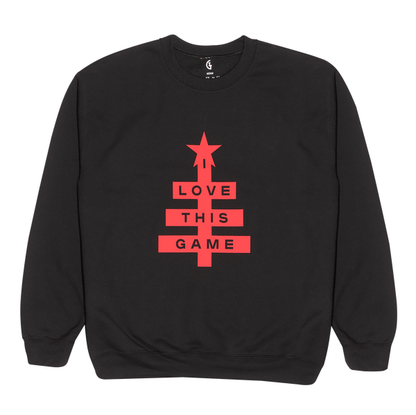 ILTG Tree Sweatshirt Black