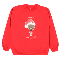 ILTG Emoji Sweatshirt Red