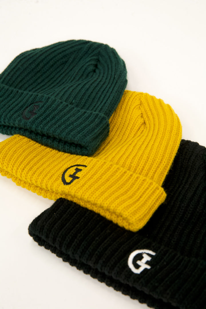 Trawler Beanie - Bottle Green