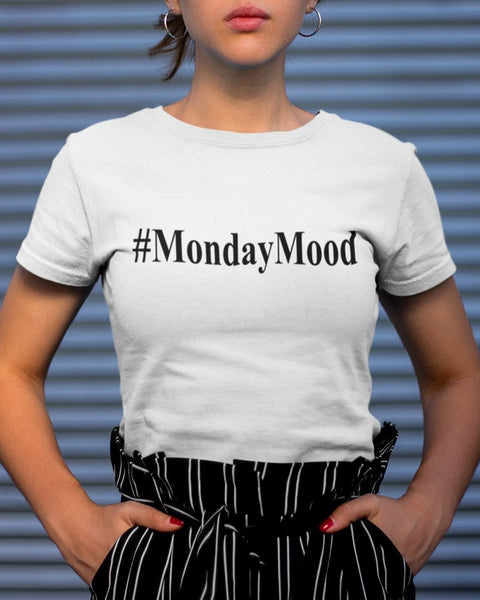 T-Shirt Donna #MondayMood