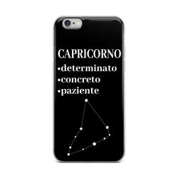 Cover iPhone CAPRICORNO (12 Modelli)