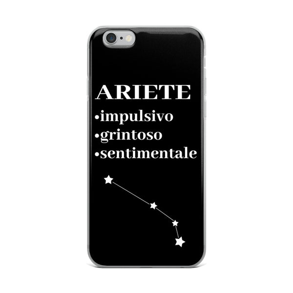 Cover iPhone ARIETE (12 Modelli)