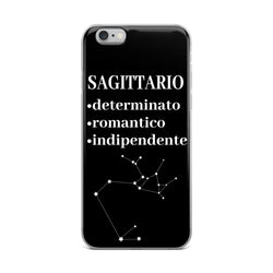 Cover iPhone SAGITTARIO (12 Modelli)