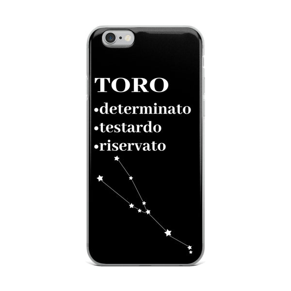 Cover iPhone TORO (12 Modelli)
