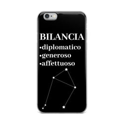 Cover iPhone BILANCIA (12 Modelli)
